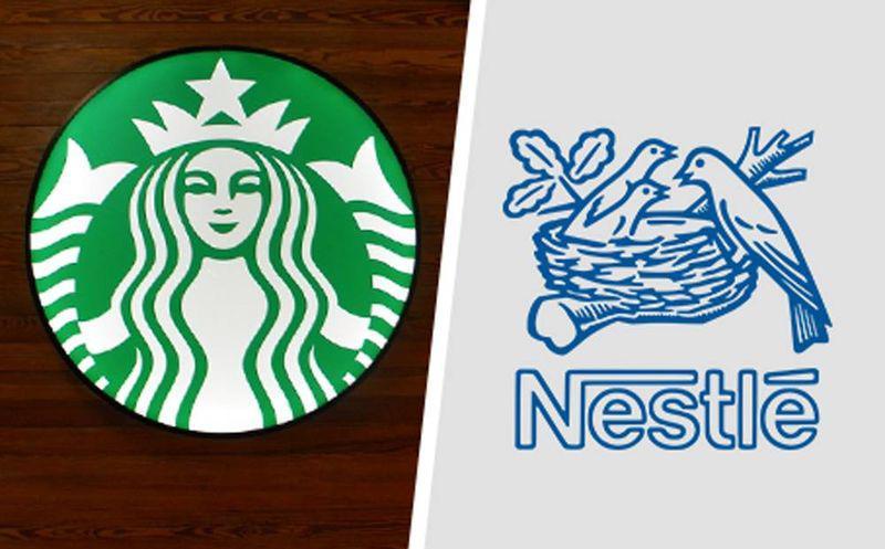 Nestlé y Starbucks
