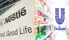 Nestlé y Unilever