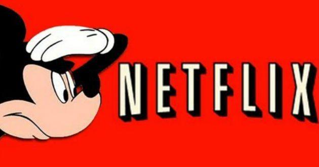 Netflix-Disney