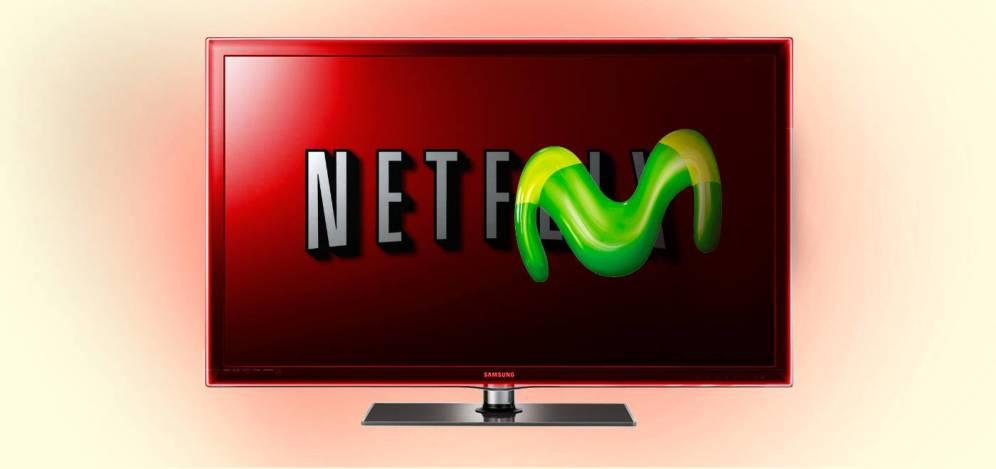 Netflix Telefónica - Telefónica integrará a Netflix dentro de su plataforma desde fines del 2018