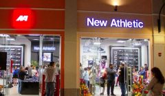 New Athletic 1 240x140 - New Athletic inaugura tienda en Minka