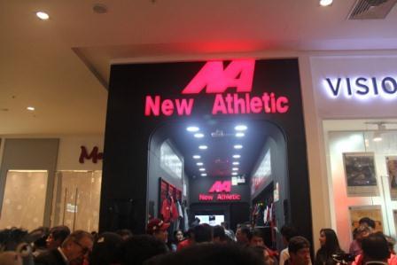 New Athletic