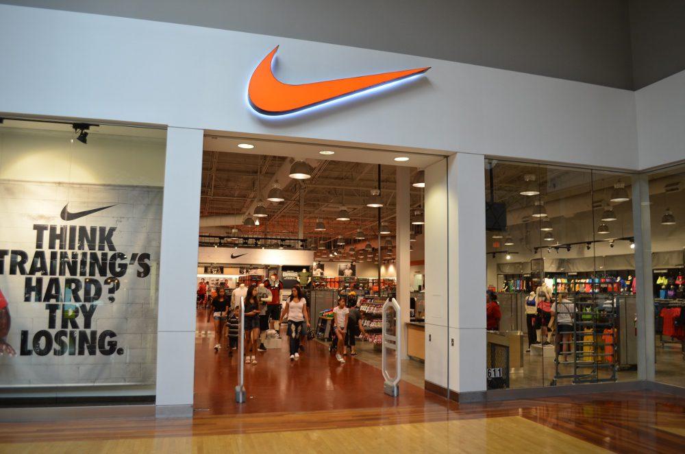 Nike Store 2 - Nike es la marca de ropa más valiosa del mundo en 2019