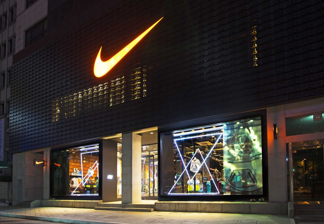 Nike estima alcanzar ingresos anuales por U$ 50,000 millones hasta el 2020