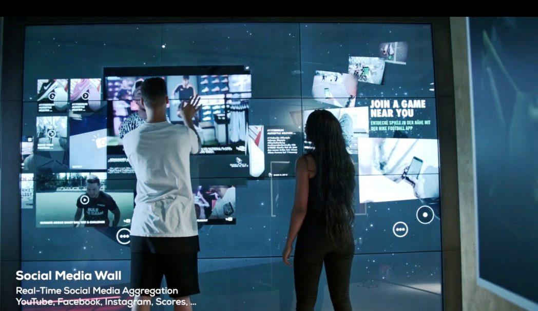 Nike experiencia digital