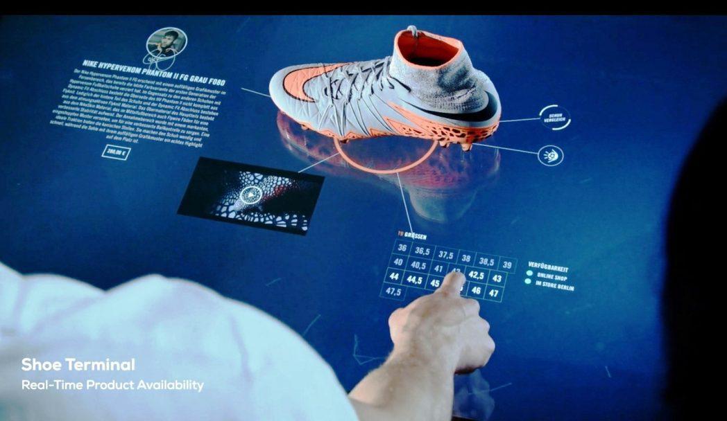 Nike experiencia digital3