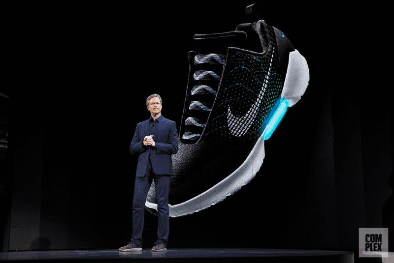 Nike zapatillas del futuro