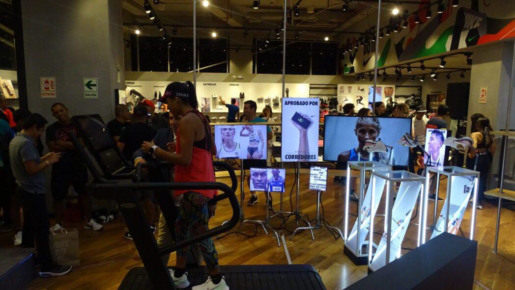 Nike11 scaled - Perú: Conoce la primera tienda experiencial de Nike para deportistas