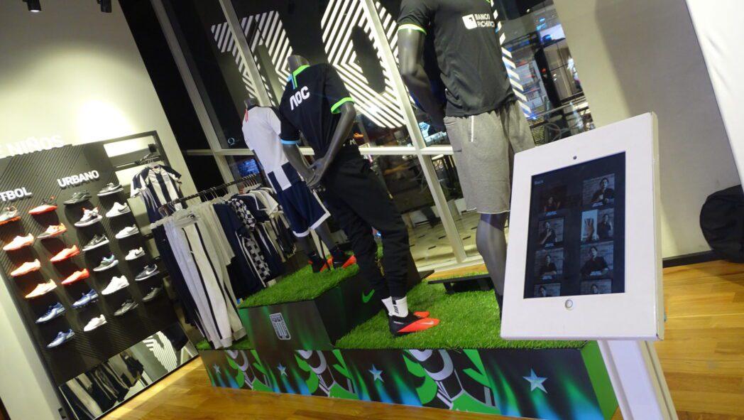 Nike12 scaled - Perú: Conoce la primera tienda experiencial de Nike para deportistas