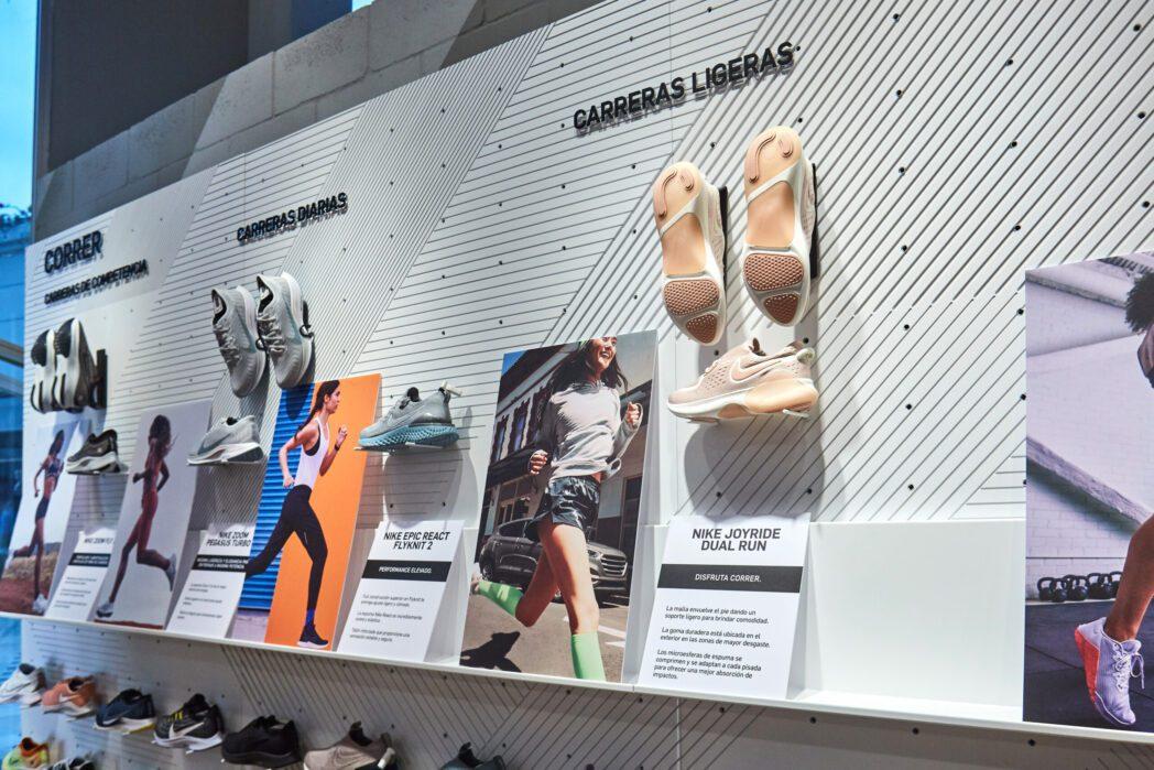 Nike3 scaled - Perú: Conoce la primera tienda experiencial de Nike para deportistas
