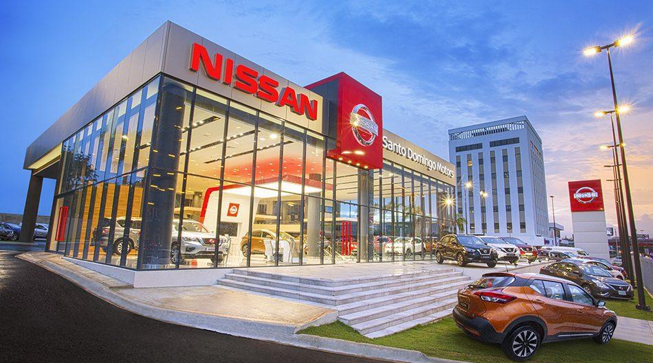 Nissan retail concept - Nissan abrirá un concesionario cada 8 días en América Latina