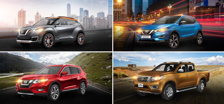 Nissan - ¿Cuáles fueron las cifras de Nissan en Perú y el resto de la región durante el 2017?