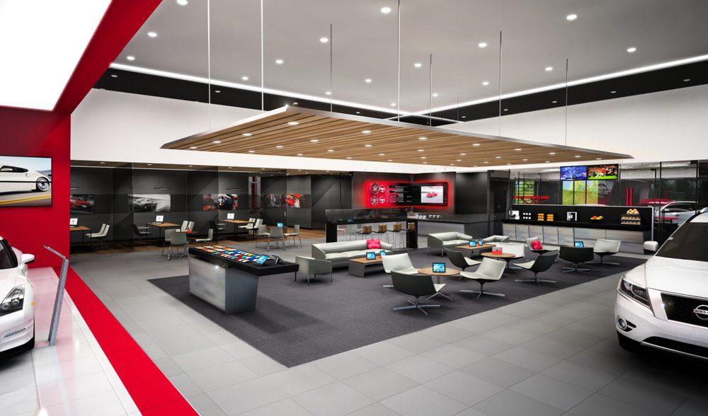 NissanSimpleModernUpper1000MInteriorLounge2 - Nissan abrirá un concesionario cada 8 días en América Latina