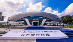 José Muñoz visita el Campamento de Nissan Intelligent Mobility en China