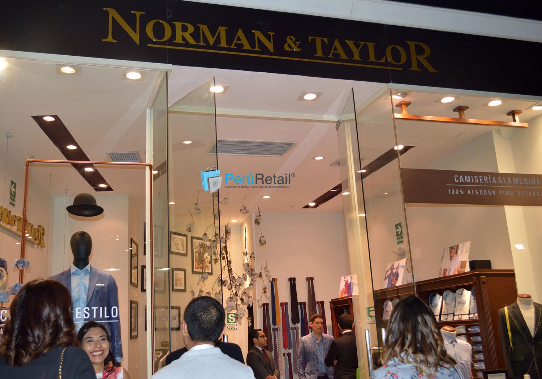 Norman & Taylor