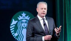 Nuevo CEO de Starbucks