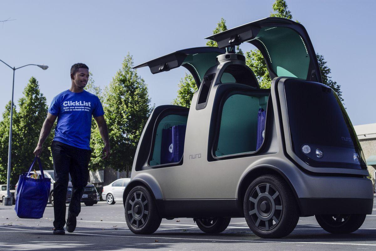 Nuro 2.0 1 - Kroger ofrece delivery con vehículos autónomos de Nuro