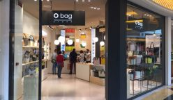 O bag tienda 2 248x144 - Marca de bolsos de goma, O Bag abrirá su primera tienda en Chile