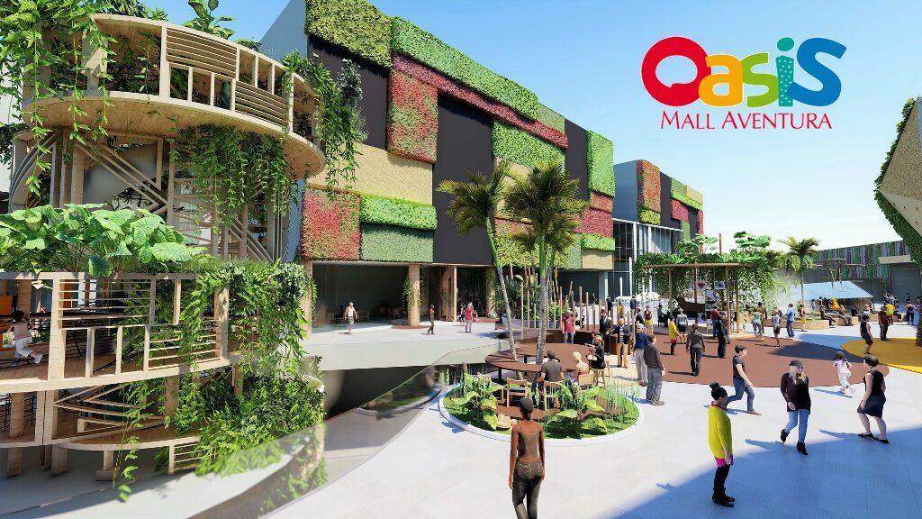 OASIS 3 1024x576 - Mall Aventura Santa Anita y sus actividades para este fin de semana