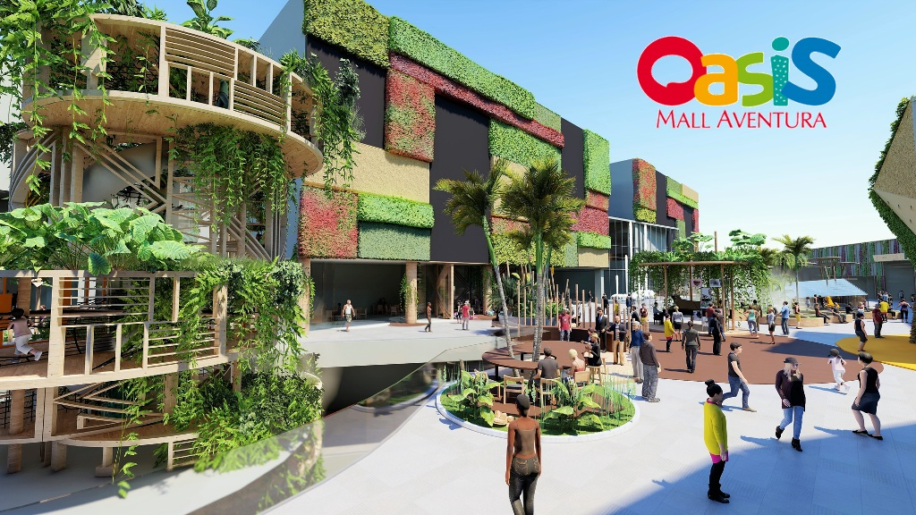 OASIS 3 - Perú: Conoce a Oasis, el nuevo formato de entretenimiento de Mall Aventura