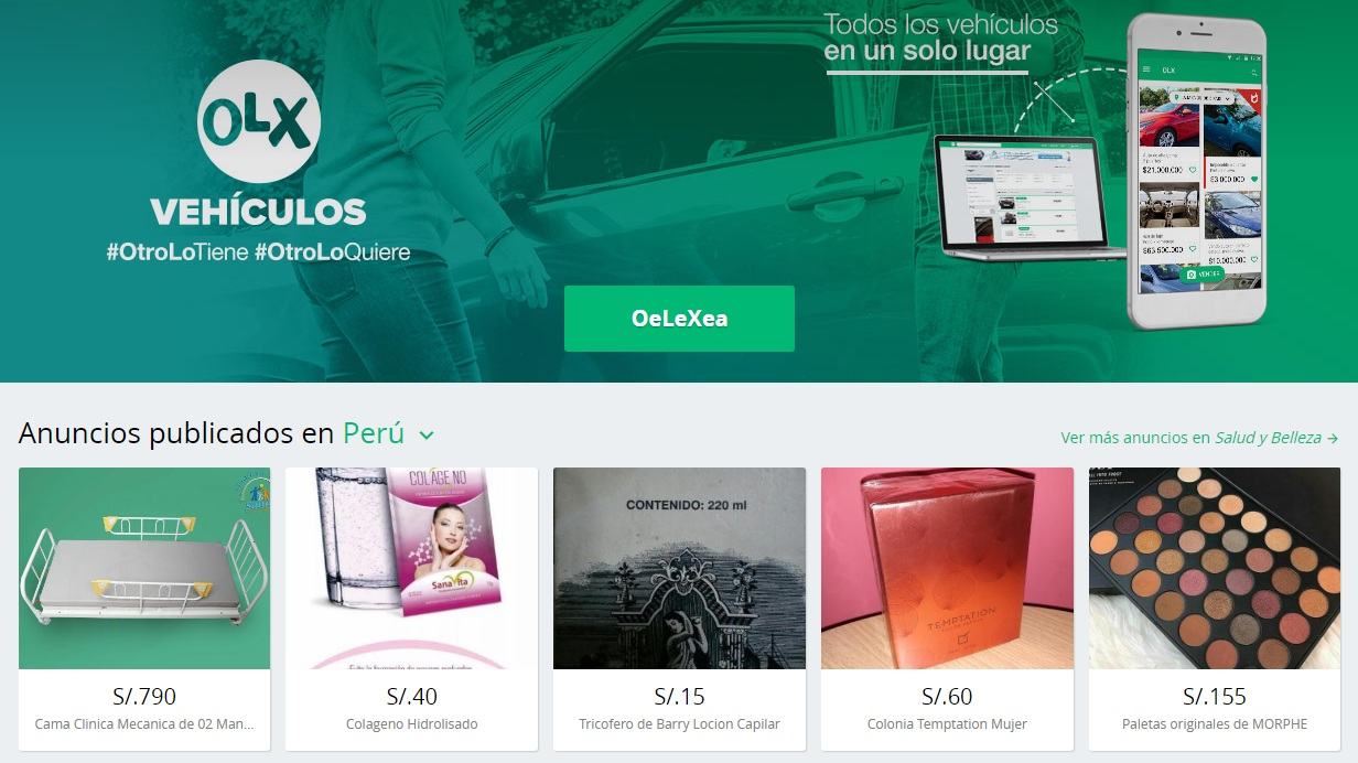 OLX PERU - Perú: Desafíos y tendencias del e-commerce para el 2018