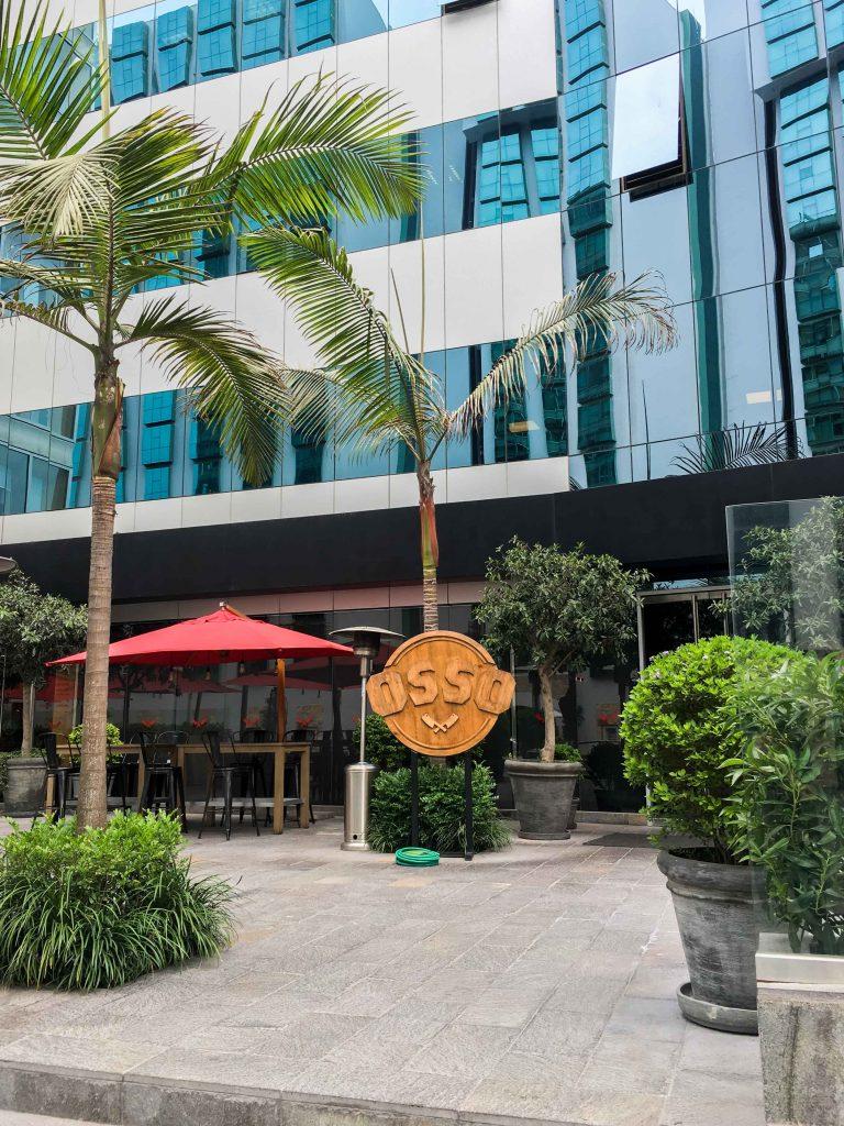 OSSO 768x1024 - Perú: US$ 11.5 millones se invirtió en el primer corredor gastronómico premium de San Isidro
