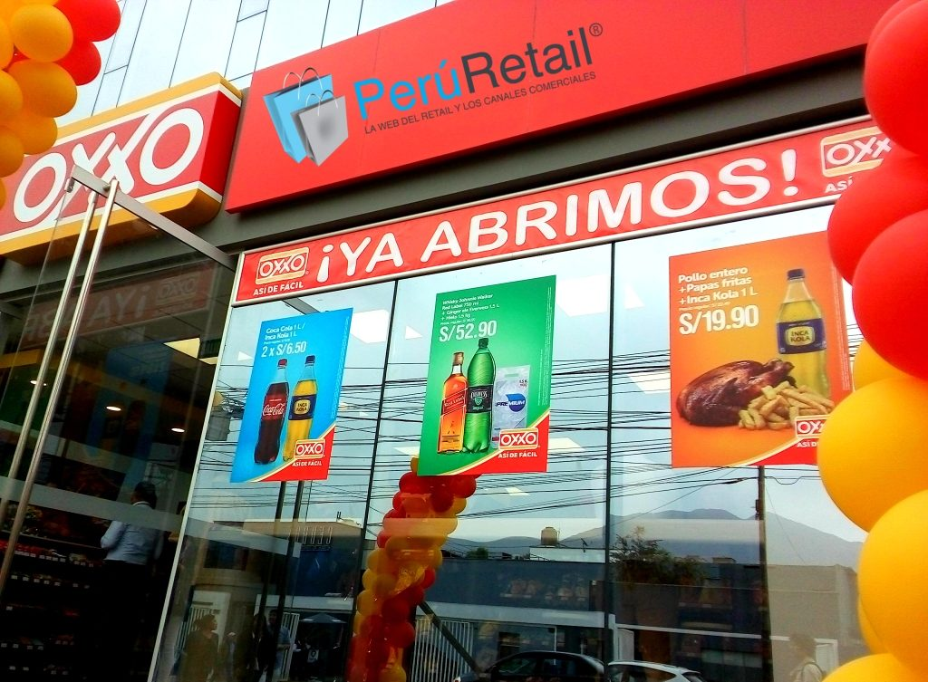 OXXO Perú 9 Peru Retail 1024x753 - Oxxo se mantiene como la cadena de tiendas de conveniencia más grande de América