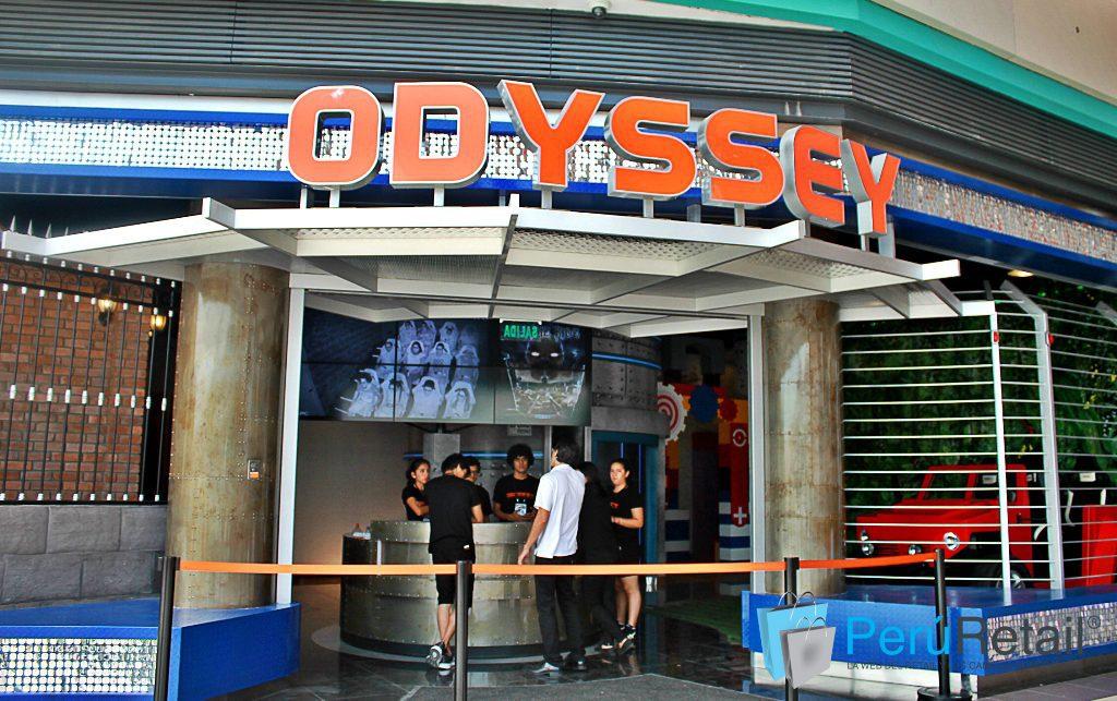 Odyssey 2 - Peru Retail