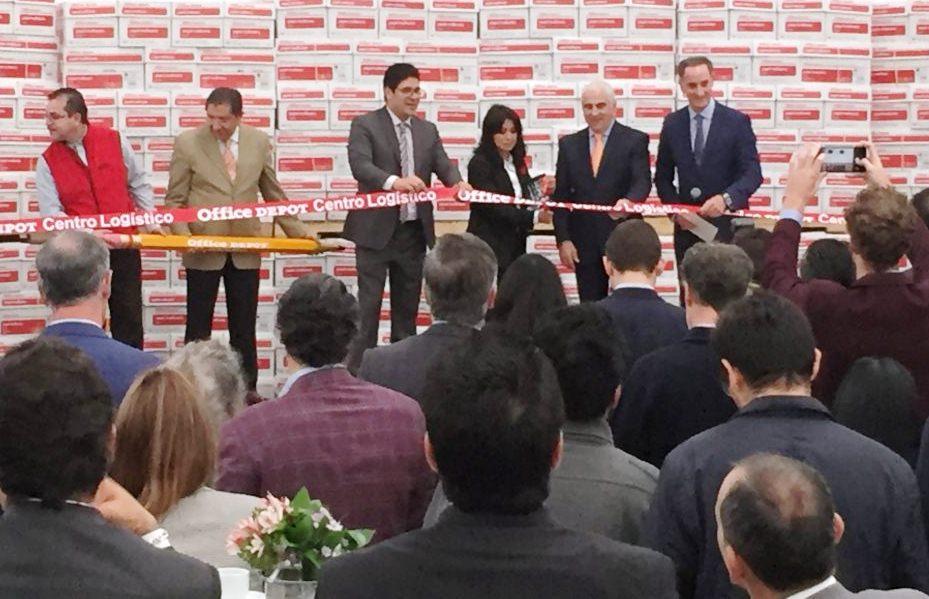 Ofice depot cd - Office Depot invierte en un nuevo centro logístico en México