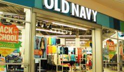Old Navy sales plunge 248x144 - Gap apuesta por Old Navy con la apertura de 60 tiendas en este año