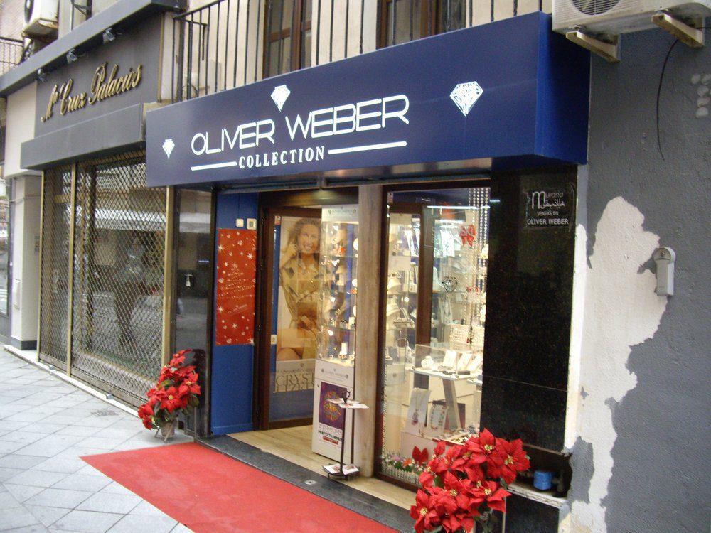 Oliver Weber Tiendas