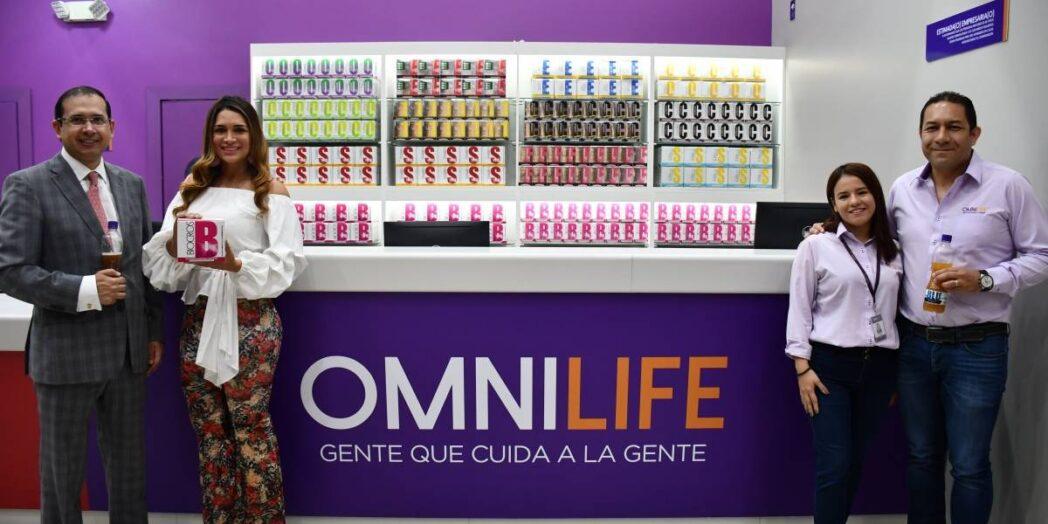 Omnilife Ecuador - Omnilife ya cuenta con su primer centro de distribución en un mall de Ecuador