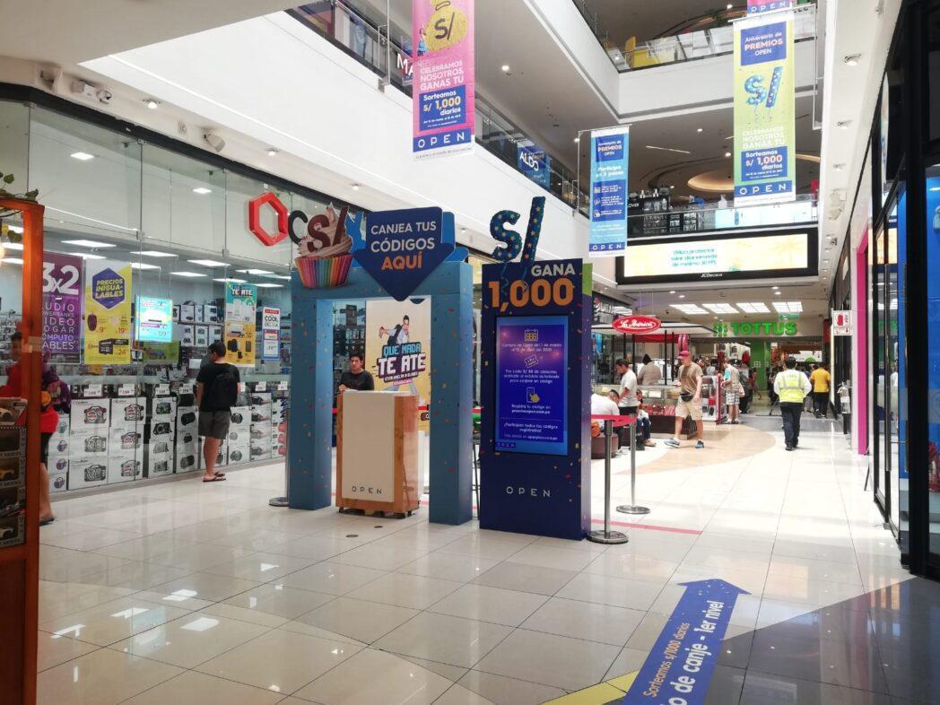 Open Plaza 1 1 - Open Plaza está de aniversario y celebra premiando a sus clientes