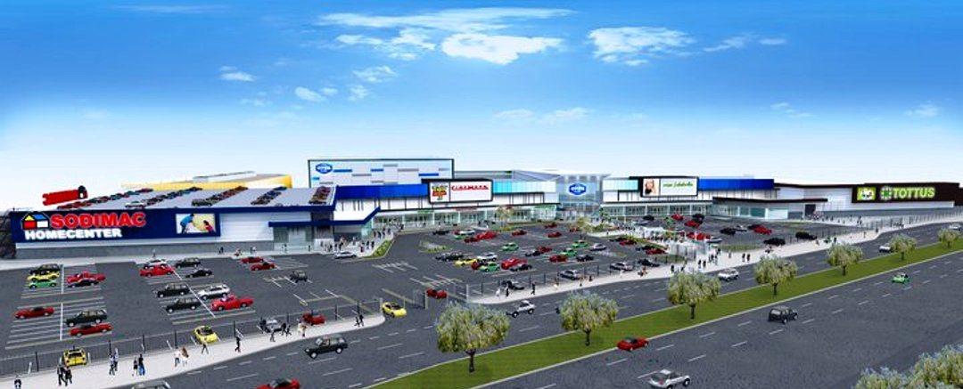 Open Plaza San Juan de Lurigancho 1 - Más de S/ 1,700 millones se invertirán en la construcción de nuevos malls entre 2018 y 2019