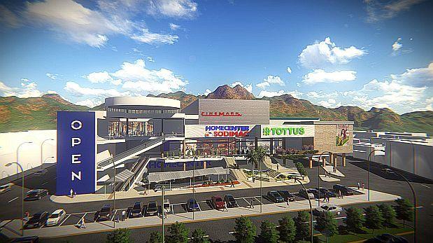 Open Plaza inaugurará mall en Huancayo
