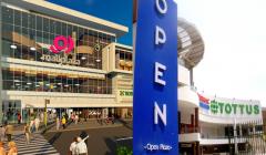 Open Plaza y Mallplaza