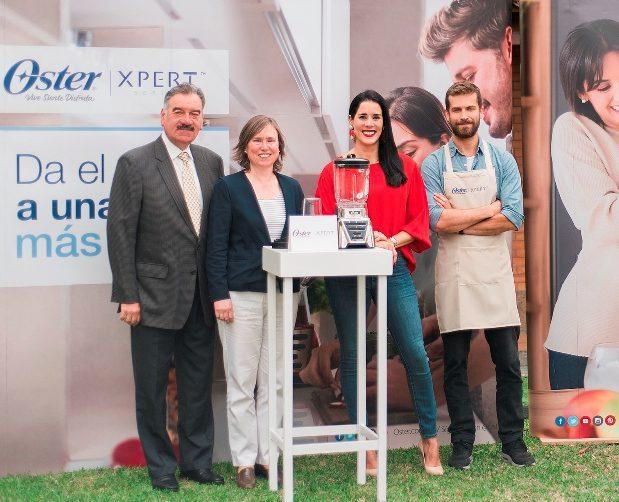 Oster Peru 2 - Oster presenta la nueva licuadora Xpert Series en Perú