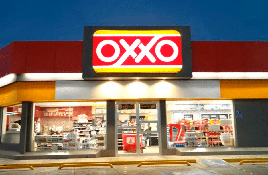 Oxxo Colombia