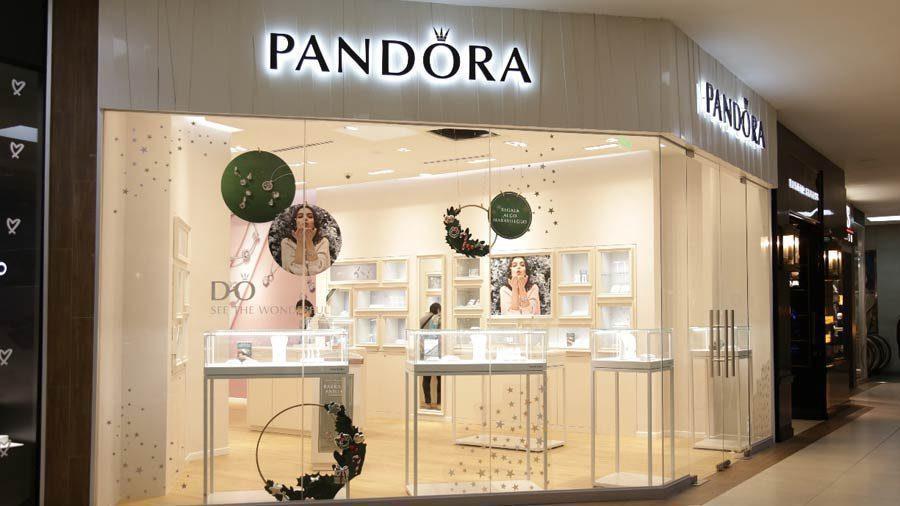 PANDORA Bolivia tienda - Pandora sigue expandiéndose con la apertura de segundo local en Bolivia