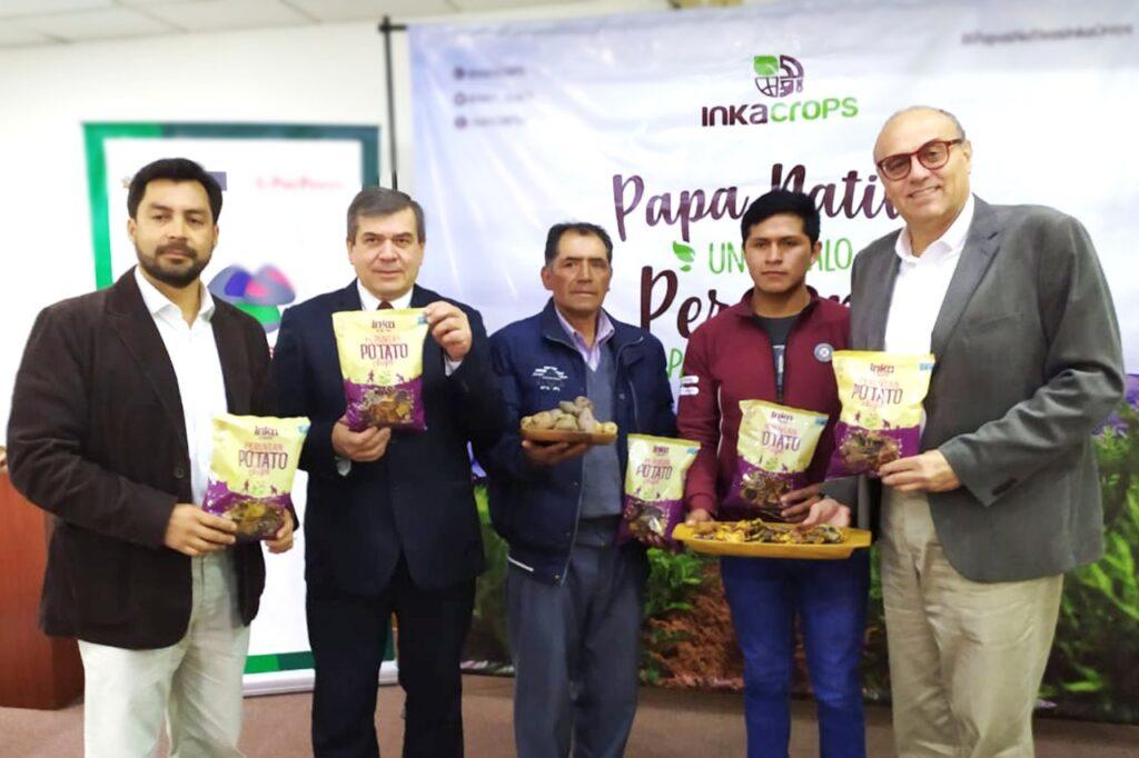 PAPAS NATIVAS INKA CROPS 1024x682 - El snack peruano que hace historia en los grandes retailers Walmart y Amazon