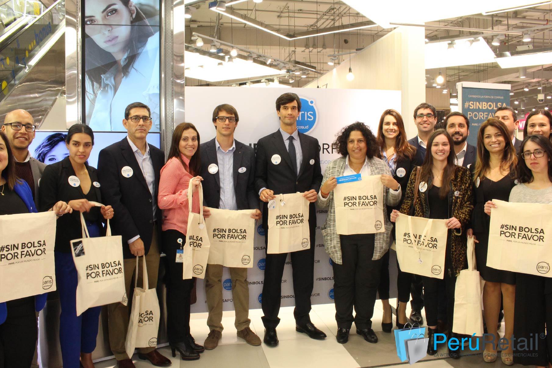 PARIS - Paris presenta proyecto para reducir en 40% el uso de bolsas plásticas