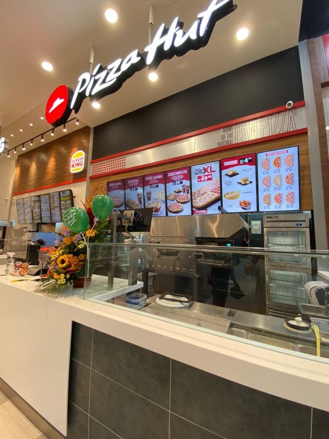 Pizza hut - Comas