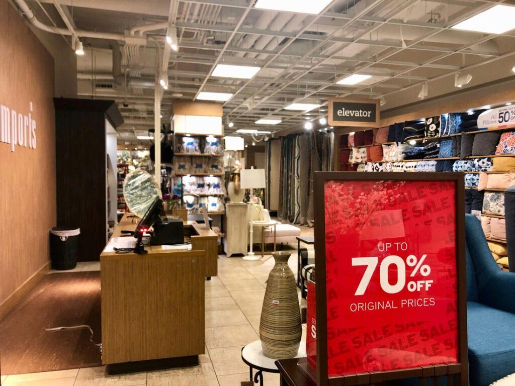 PIER 1 IMPORTS 2 1024x768 - Pier 1 Imports, el retailer se declara en bancarrota y cierra más de 450 tiendas