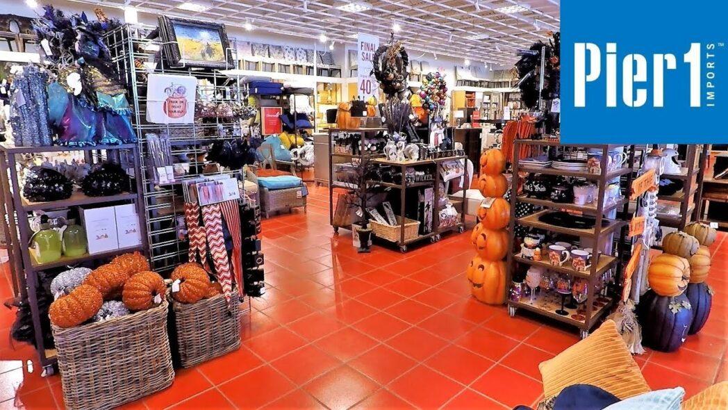 PIER 1 IMPORTS 4 - Pier 1 Imports, el retailer se declara en bancarrota y cierra más de 450 tiendas