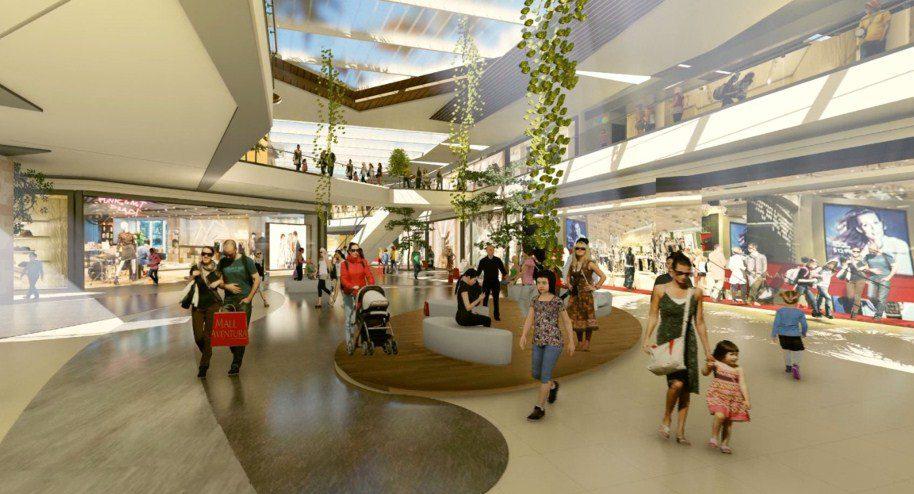 El centro comercial en san juan de lurigancho ser el m s - Centro comercial el maquinista ...