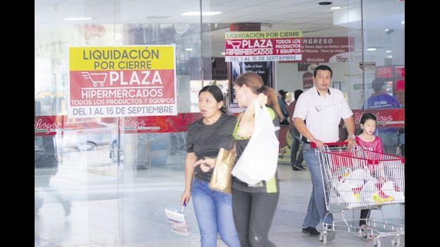 PLAZA HIPERMERCADOS 2 PERÚ RETAIL - Bolivia: Plaza Hipermercados cierra sus puertas tras 20 años de operaciones