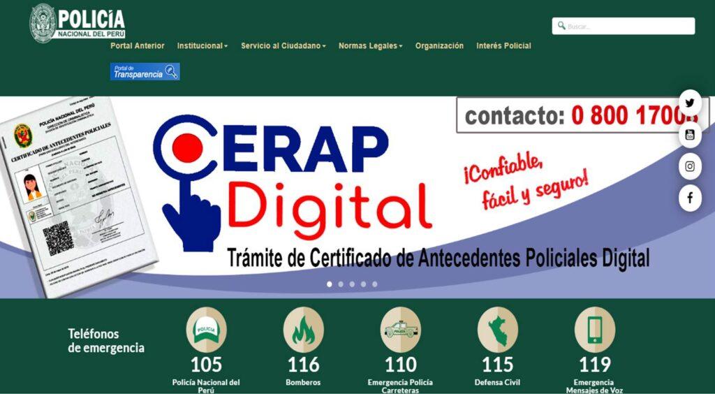 PNP PAGALO Perú Retail 1024x564 - Conoce la aplicación que te ahorra las 'colas' para pagar por los antecedentes policiales