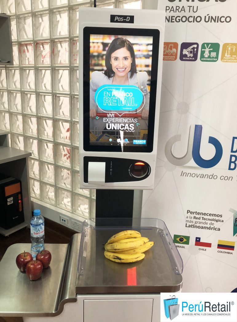 POS-D SELF CHECK OUT