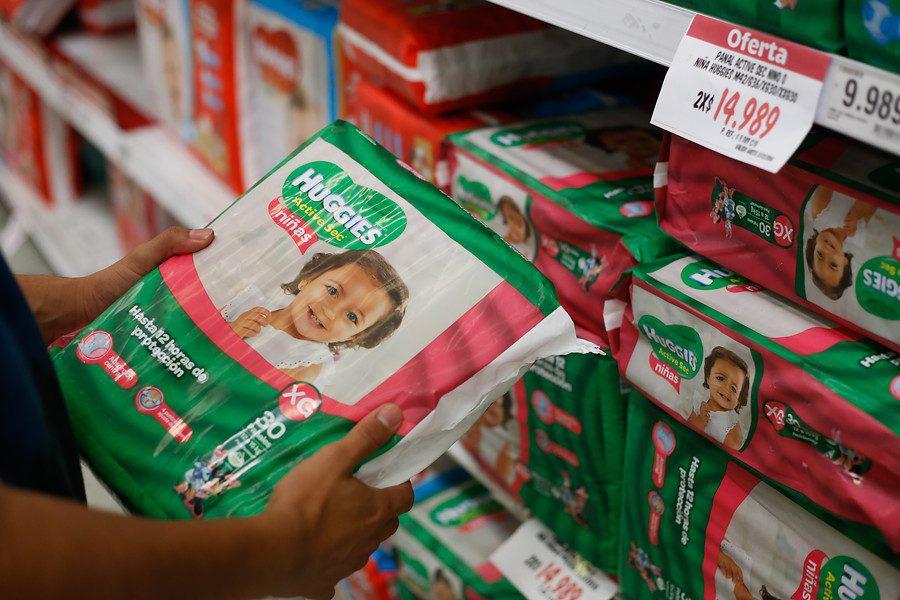Pañales 4 - Gasto promedio de hogares con bebés es de S/11.50 por cada compra