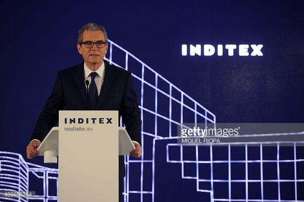 Pablo Isla - Inditex: nombran a Pablo Isla como el mejor CEO del mundo